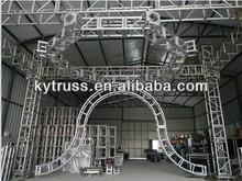 exhibition event decorative aluminium ladder truss