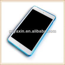 Best sales fashion tpu jelly pudding series colored soft case covers for ipad mini,custom soft case for ipad mini