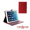 PU Leather Folio Case For iPad Mini ,Red Holster Case For iPad Mini