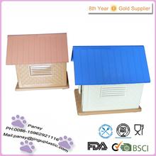 hot sale unique foldable waterproof plastic designs of dog houses