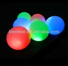 hot selling LED flash golf driving range balls