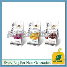 sea food plastic snack bag sealer with see through window
