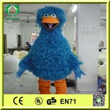 HI high quality Sesame Street mascot customs