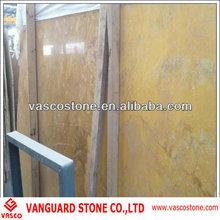 cinese marmo giallo piastrelle solaio