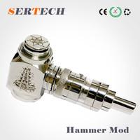 2013 top selling mechanical astro mod ,e cigarette chi you mod18350 hammer mod