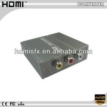 wholesalerca rgb converter Which Can Convert Composite RCA Video(CVBS) to HDMI