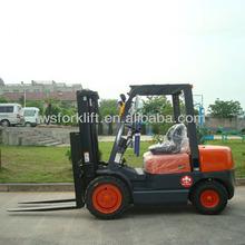 3.5tons isuzu engine diesel forklift truck