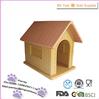 hot sale unique foldable waterproof plastic dog cage pet house