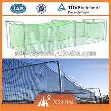 HDPE/PE Baseball batting cage, HDPE/PE baseball practice cage