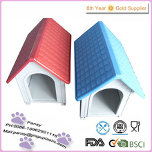 hot sale unique foldable waterproof plastic pet house toy