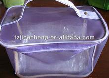 Hot sale! Nylon mesh for Cosmetic bag & portable hand