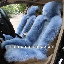 c6 100% pure wool cushion car seat winter car seat cover