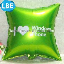 EN71 Standard foil ballon square balloons