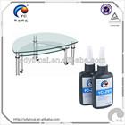 UV Light Curing Shadowless Acrylic Adhesive lcd uv glue adhesive