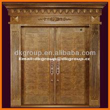 European style bronze art door