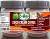 COCONUT CREAM COFFEE: 3 in 1, sugar free, non dairy, with coconut nectar & coconut milk
