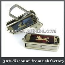 custom 8GB mini metal usb 3.0 flash drive