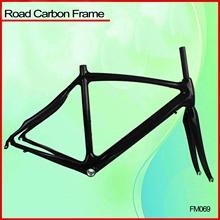 BB30 carbon frame road, carbon road bike frame time 3k Falcon FM069