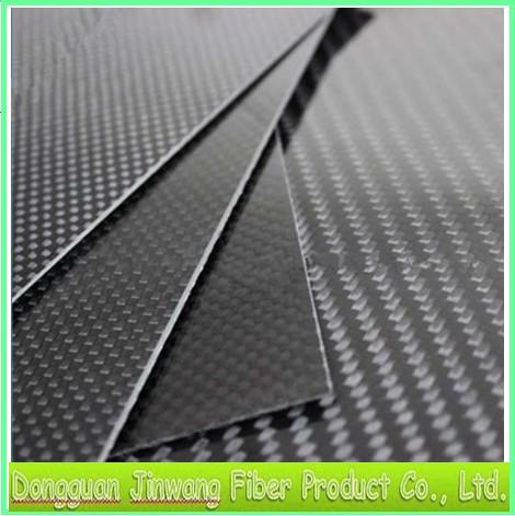 3k dokuma karbon fiber laminat