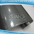 Black Texture 2D Carbon Fiber Heating Film/Carbon Fiber Vinyl Roll
