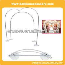 Two parts wedding decoration balloon arch,balloon arch