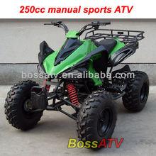 ATV 250cc 250cc sport atv racing quad eec 250cc sport atv