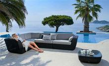 wicker conversation sofa set MS-6431