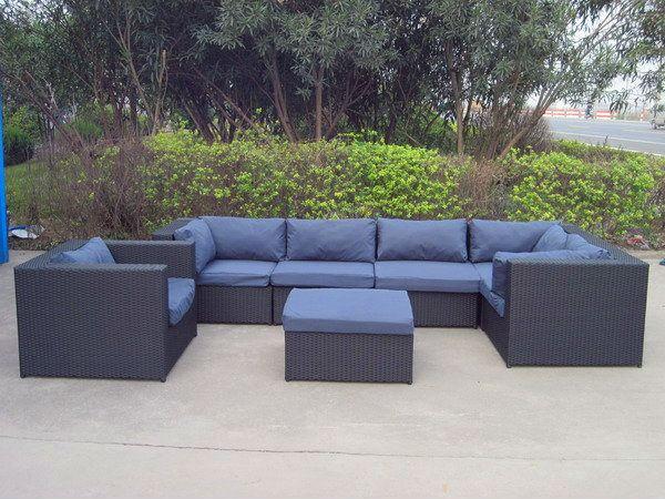 Royal Furniture Sofa Set Gray Rattan Wicker Jpg Quotes