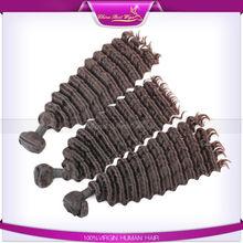Top Quality 100% Indian Bundled Human Hair Virgin Indian Remy Hair