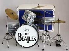Wood Miniature Drum