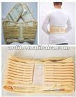 2014 hot item tourmaline self heating lumbar support corset ,waist belt Back Ache Pain Relief