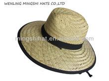 straw cowboy hat for farmer