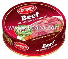 Beef in own juice