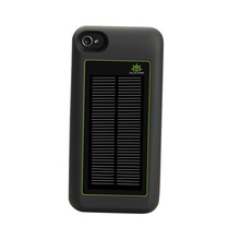 Iphone Solar Charger 2400mAH 5V 1A Enerplex Solar Charging Battery Case for the iPhone 4 and 4S battery case for blackberry q1