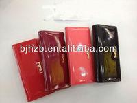 2013 Hot Sale Fashion PU Women Famous Branded Wallet