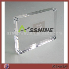 Low-price Wholesale Multi Size Clear Wall Mounted Lovely Beautiful/Funny Acrylic Birthday Photo Frame/Snap Frame