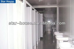 single container shower for sale