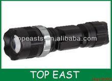 New's high brightness led power style flashlight,Zoom flashlight
