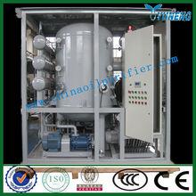 Insulation Oil Solution--ZJA Insulation Oil Recycle Machine --Film Evaporation
