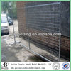welded galvanized temporary metal fence panels