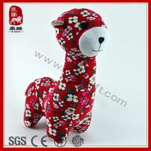 Stuffed Plush animals Plush toy alpaca