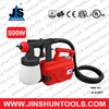JS Paint Volume Adjustment Spray Gun for increasing flow 500W