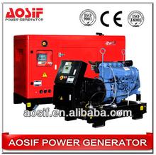 China Deuzt 40kw air cold diesel generator with quiet enclosure supplier