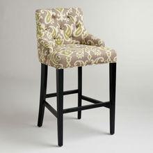black wood frame club house furniture BC1055
