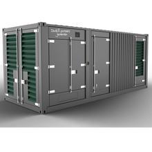 Industrial diesel genset generator powered by Cummins KTAA19-G5