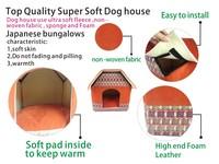 Heated wholesale strawberry bed dog