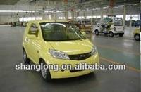China 2 doors electric automobile