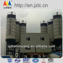 120m3/h precast concrete mixing plants