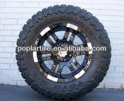 SUV tires 4X4 car tire mud terrain tires LT265/70R17