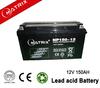 12v battery for paneles solares 12v 150ah
